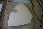 Completed Plaster Mould
