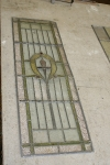 Antique Leaded Glass Repair